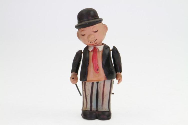 Character Standing Figure