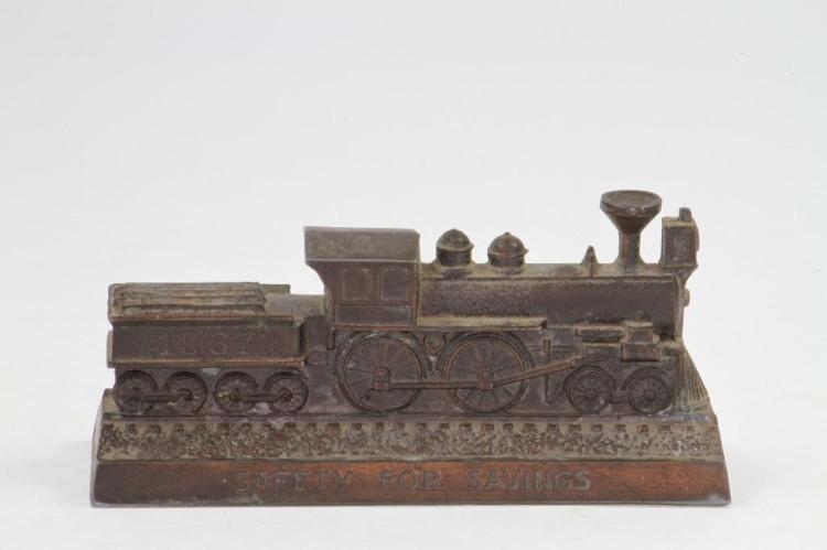 Railroadmen's Federal Still Bank