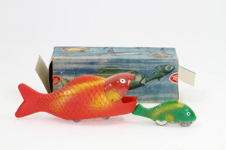 Fish Theme Floor Toy