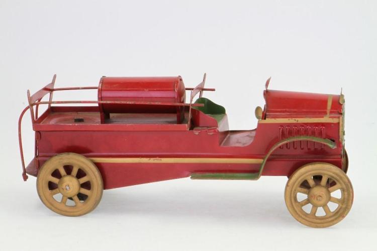 Dayton Fire Pumper