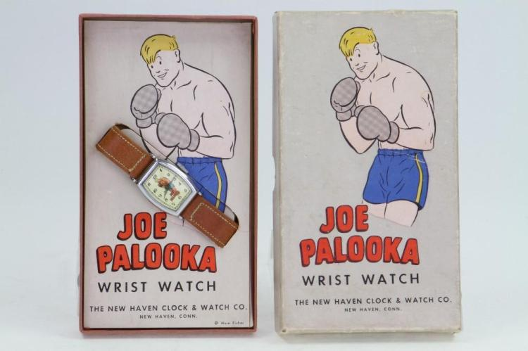 Joe Palooka Wrist Watch