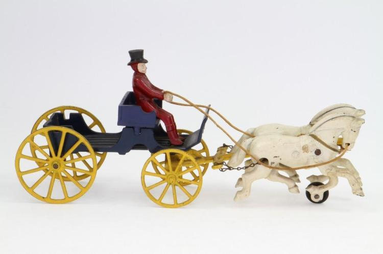 Horse Driven Carriage