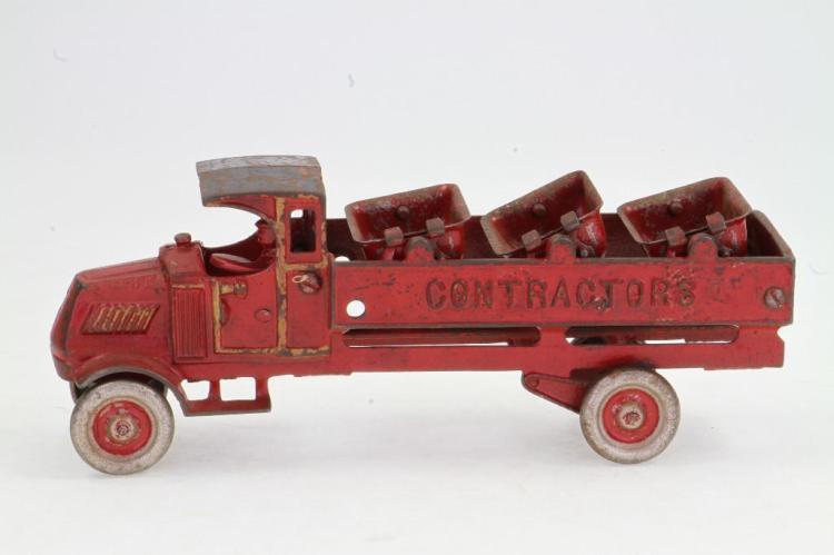 Mack Contractor Truck