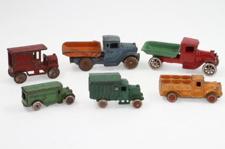 Assorted Trucks