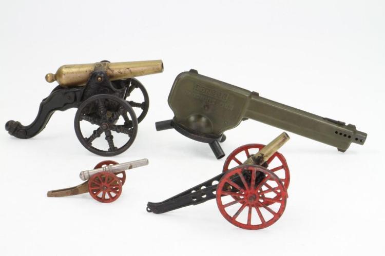 Toy Cannons/Machine Gun