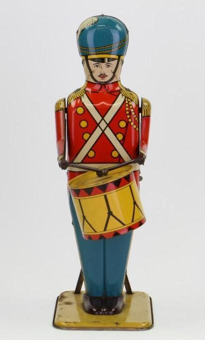 Drum Major Figure