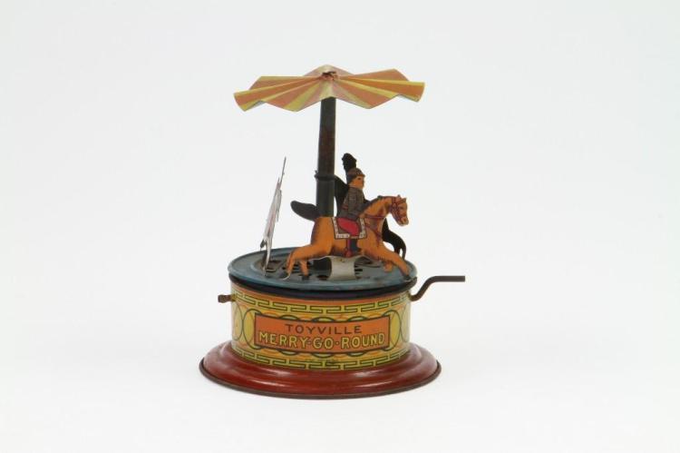 Toyville Merry-Go-Round