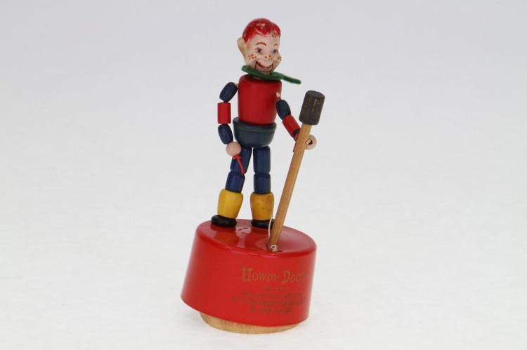 Howdy Doody Pop Up Toy