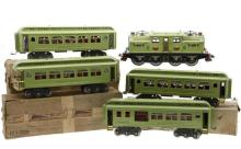 TOY TRAINS OF THE WARREN HEID FAMILY COLLECTION