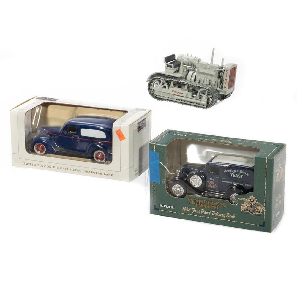 Caterpillar/Ertl /SpecCast Diecast Vehicles