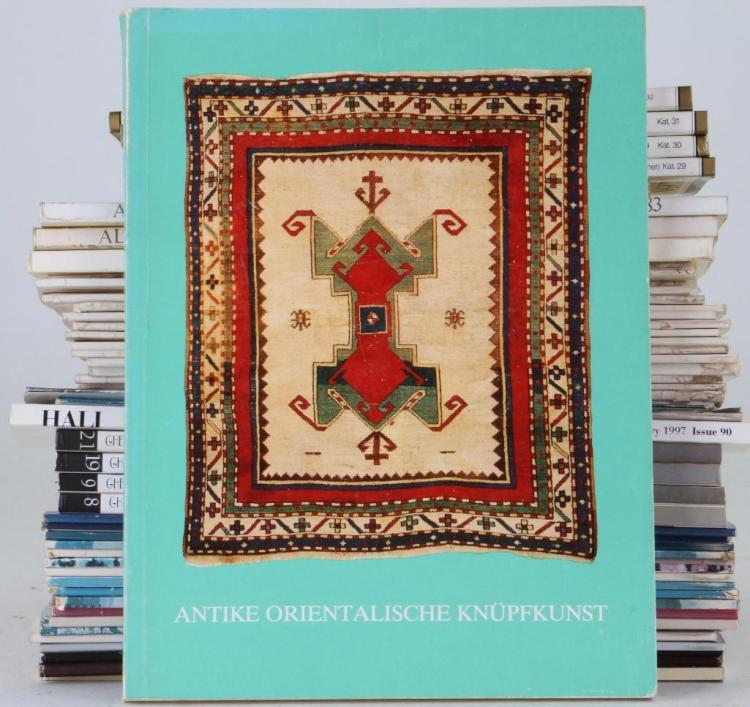 Fifty-one Oriental rug-related journals and European ex