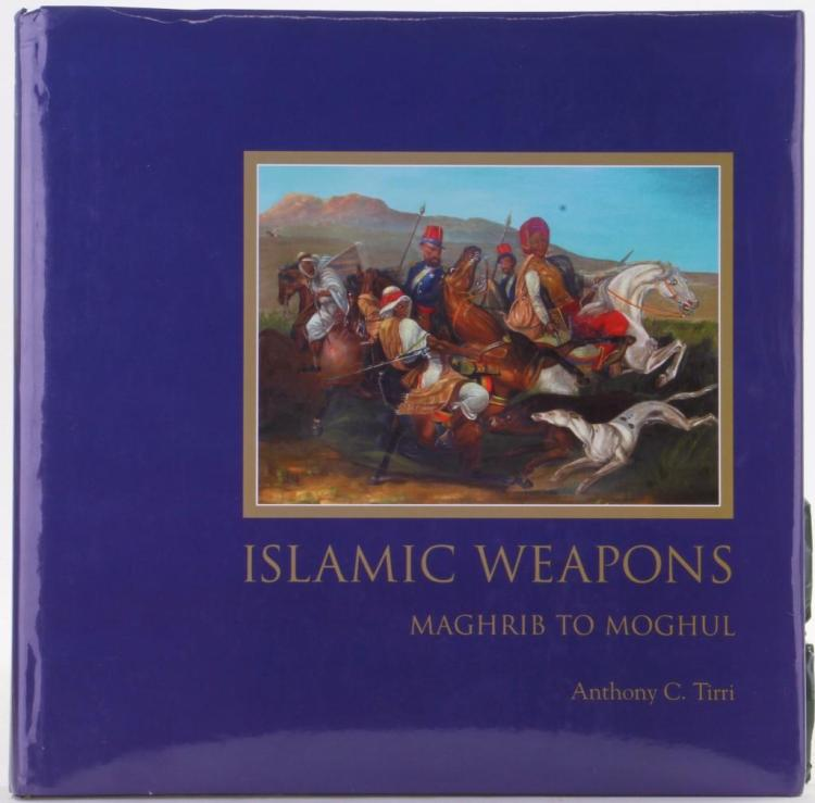 Three books on Islamic and African weapons