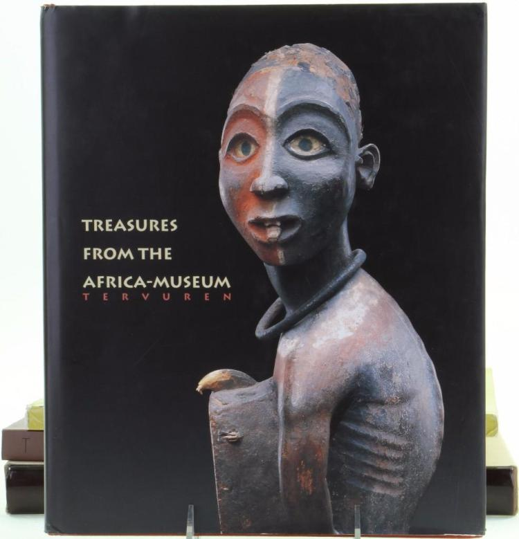 Four books on African art