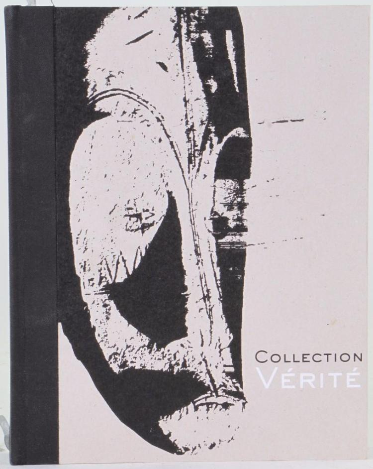 Collection Verite auction catalogue