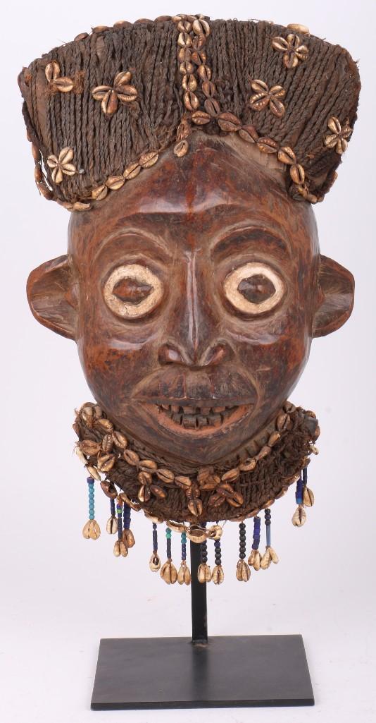 A Cameroons Grasslands mask