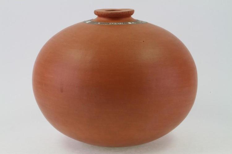 Southwest-style jar