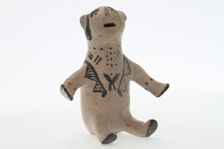 Cochiti human figure