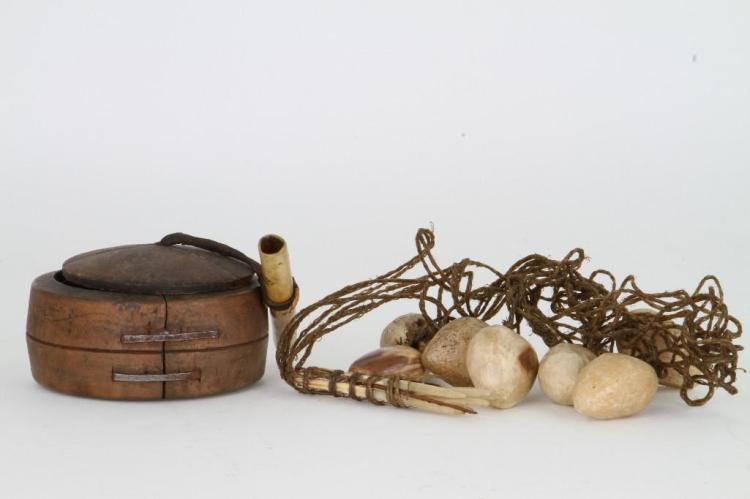 Two Eskimo historic items