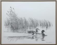 """Maynard REECE """"Wildlife art"""""""