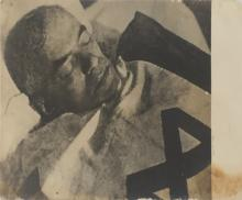 A photograph of the Beitar Ze'ev Jabotinsky Museum immediately after his death. Rare!