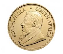 1 oz. Gold Krugerrand - Random Date -