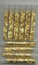 (10) Gold Leaf  Flakes - Non Bullion