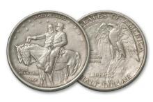 1925 Stone Mountain Silver Commemorative