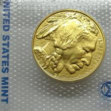 Random Date US Gold Buffalo in Mint Packing 1 oz.
