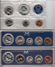1965-66-67  Special Mint Sets -