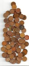 Lot of 50 Indian Head Cents