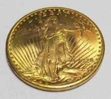 1928 $20 Gold Saint Gauden Double Eagle