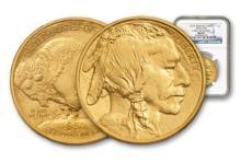 2014 MS 69 ER NGC 1 oz Gold Buffalo