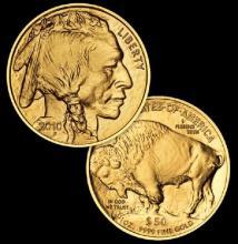 1 oz. Gold 24K Buffalo US Bullion