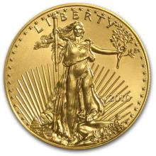 1 oz. Gold US EAGLE - Pure - Random