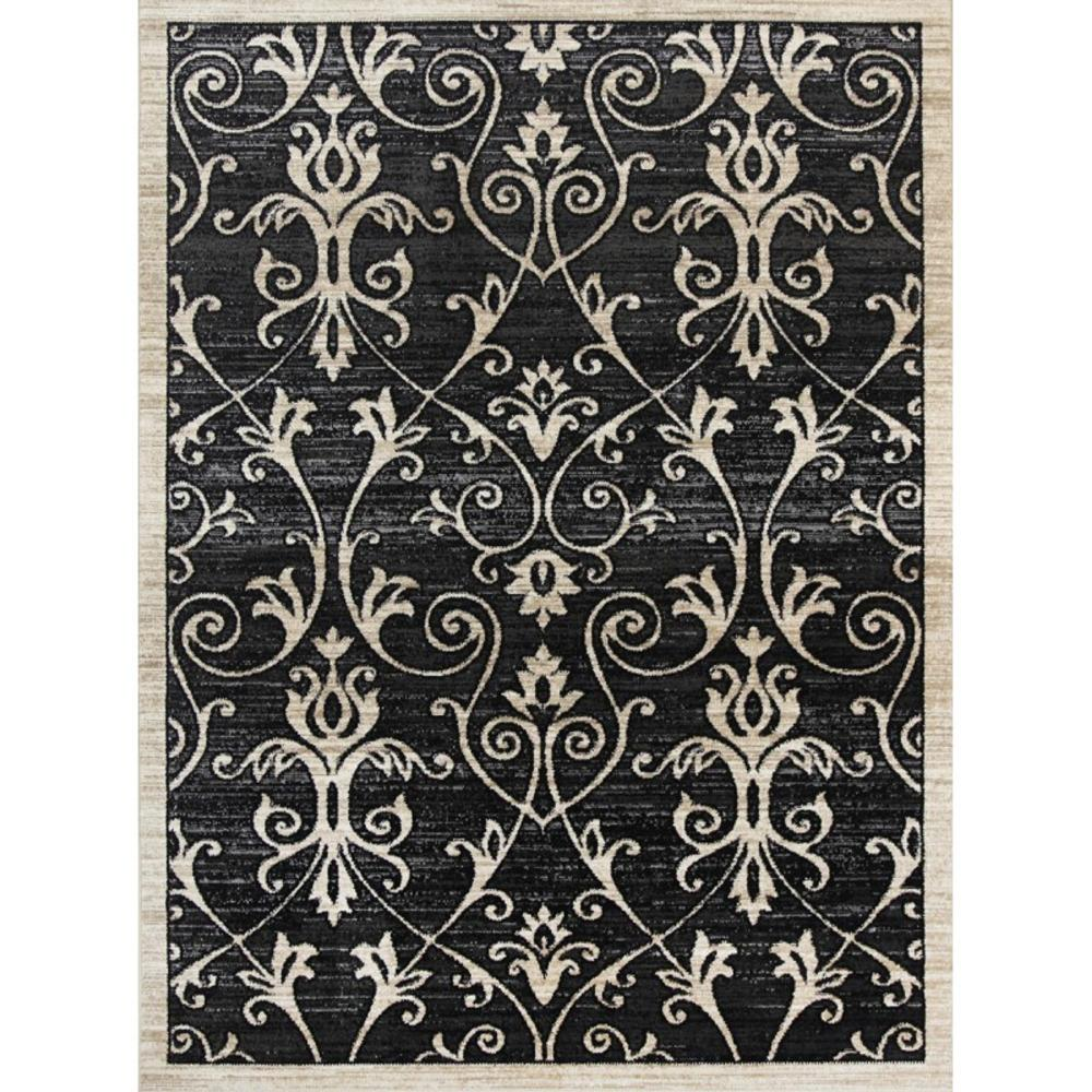 Unreserved Floor Rug, Machine Made Poly Pile 600,000 point quality. Easy Care and very hard wearing Size : (cm) 240 X 330