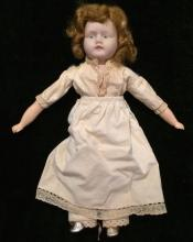 Antique bisque doll MELBA from ENGLAND