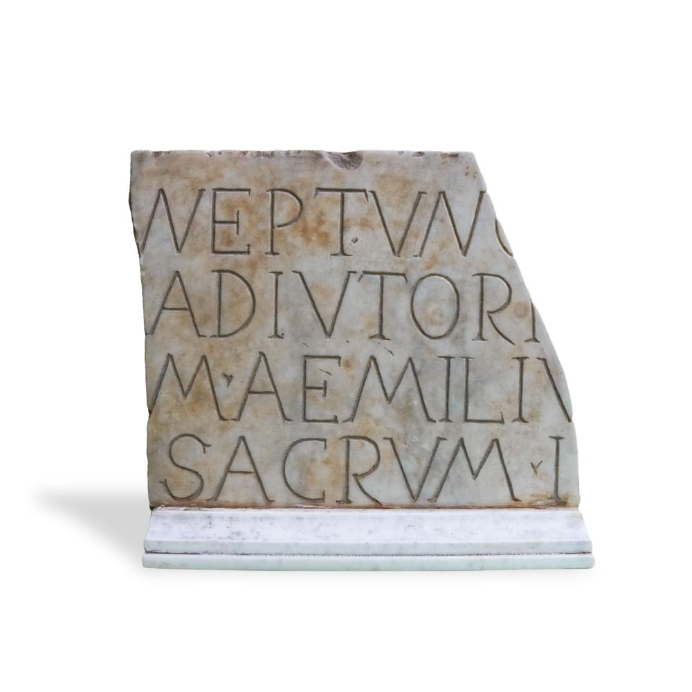 RELIEF OF EPIGRAPH