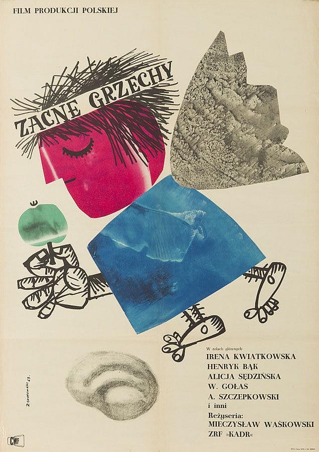 Jerzy Srokowski (1910 - 1975), Respectable sins, 1963