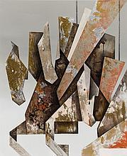 Anna Zalewska (b. 1985) Carrousel of unknown moments, 2018, 110 x 90 cm
