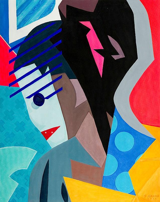 Damian Cosma, Pink Noise, 2015