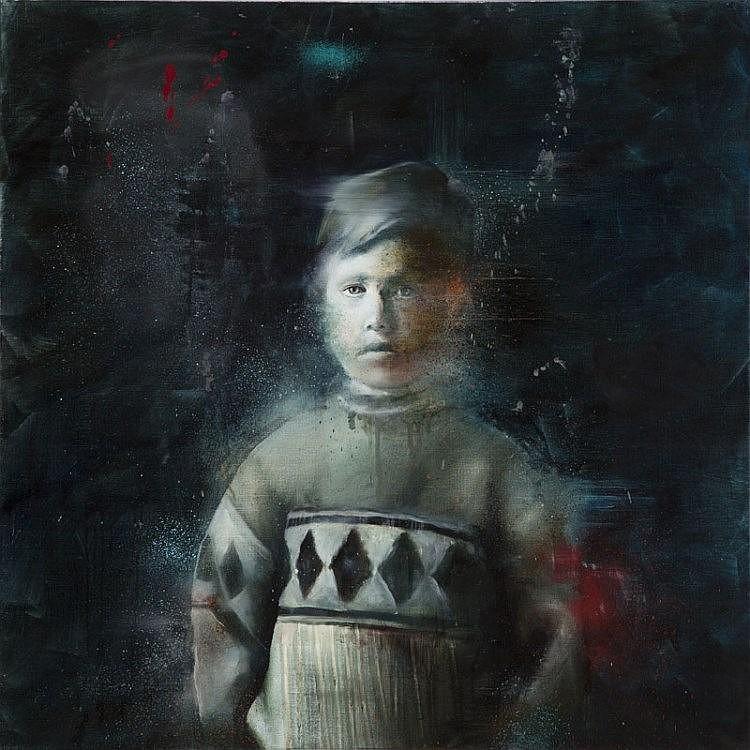Arkadiusz Andrejkow (b. 1985) Pupil II, 2015
