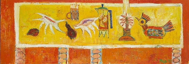 Dariusz Pala (b. 1967) A Table, 1999