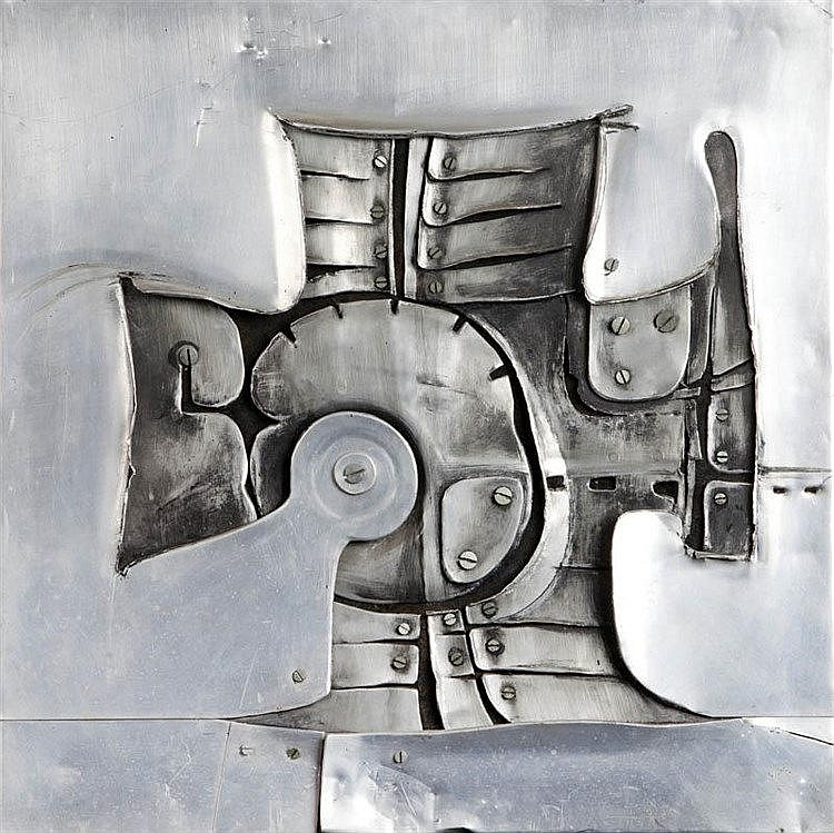 Barbara Pniewska (1923 - 1988) Untitled