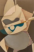 Anna Zalewska (b. 1985) Whipped imagination's echos, 2018, 120 x 80 cm