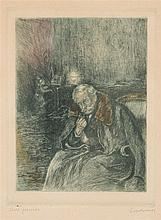 "Leon Kowalski (1870 - 1937) ""Stara piosenka"" (""Old Song"")"