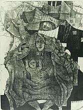Stefan Suberlak (1928 - 1994) Madonna