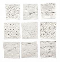 Alicja Sieradzka, Tiles PUTURE, prototype, 9 pieces, 2016