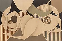 Anna Zalewska (b. 1985) Stalling whispers in the brightness of imagination, 2018, 80 x 120 cm