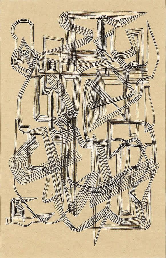 Andrzej S. Kowalski (1930 - 2004) Composition