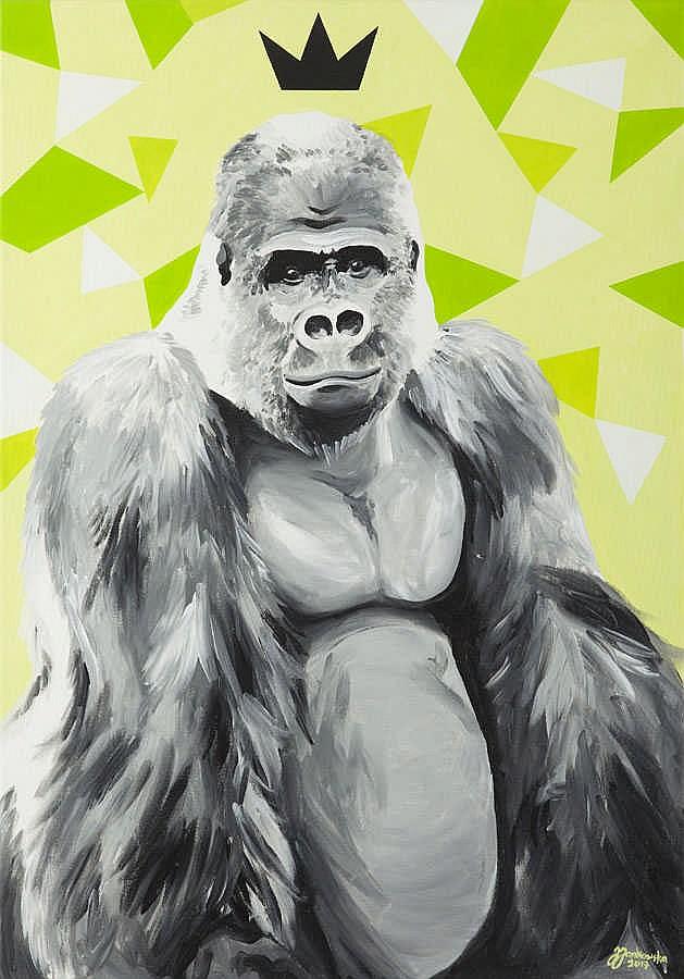Zuzanna Jankowska (b. 1991) The last portrait, 2017